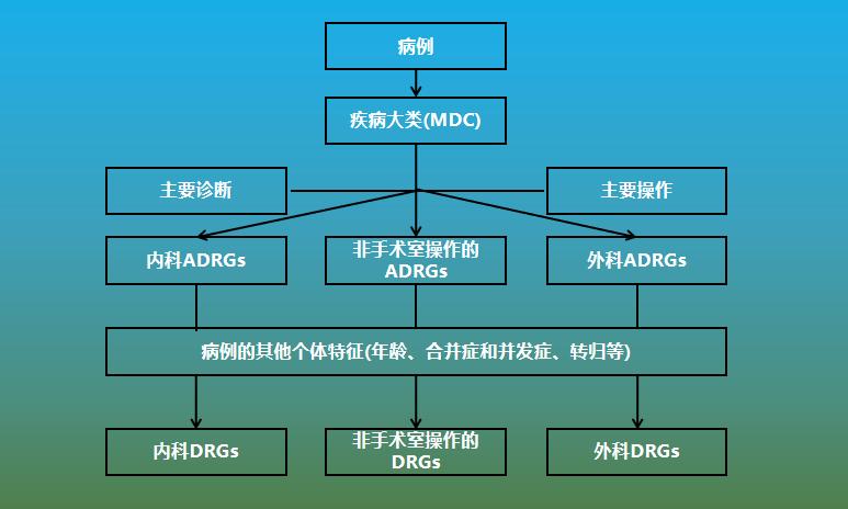 DRG分组规则